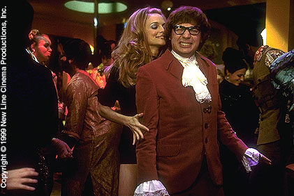 IMDb - Austin Powers: The Spy Who Shagged Me