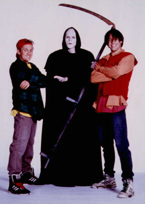 IMDb - Bill And Ted's Bogus Journey