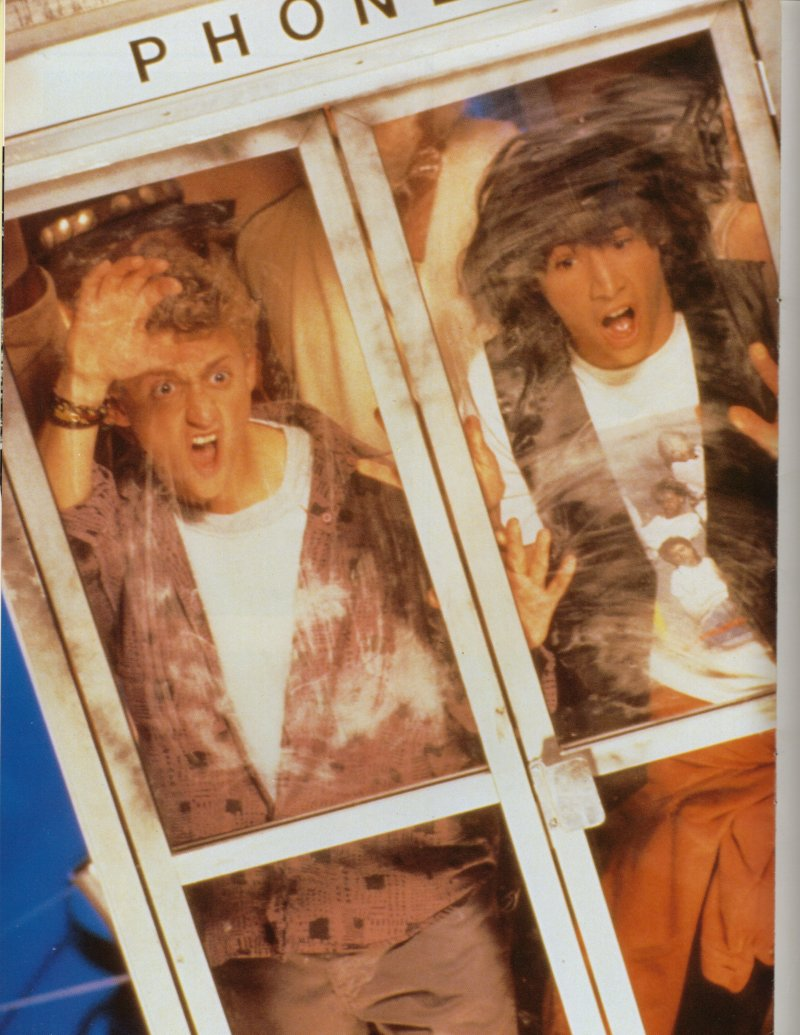 IMDb - Bill And Ted's Excellent Adventure