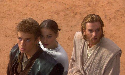 IMDb - Star Wars Episode II: Attack of the Clones