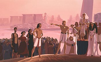 IMDb - The Prince of Egypt